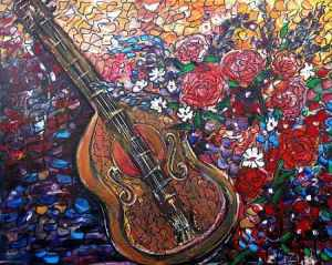 MUSIC-FLOWERS-and-my-GHITAR